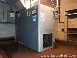 ATLAS COPCO ZT50VSD Rotary Screw Oil Free Air Compressor