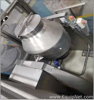 Stainless Steel Acidenc 70kg Double Cone Blender