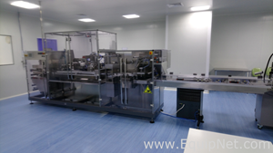 IMA Blister Packaging and Cartoning Line for Vials and Ampoules
