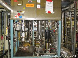 Sistema de Purificación y Destilación de Agua Steris 1500 s1