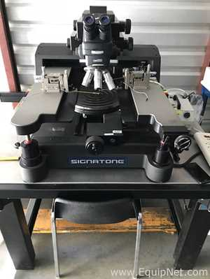 Signatone 300mm Manual Wafer Probe Station