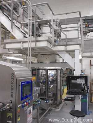 Rovema Vertical Form Fill And Seal Packager