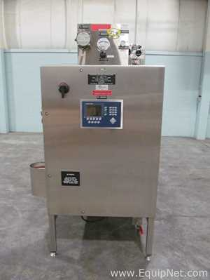 Integrated Process Technologies Sanitary Fluid Filling Station With Integrated Scale System