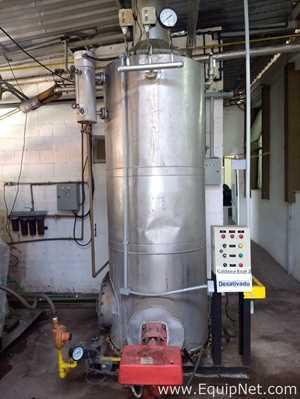 Calentador por Gas, Petróleo, Carbón, Electricidad Ecal VGI-460