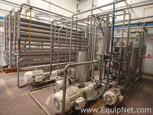 Pasteurizador Filtration Engineering Co. Inc Requisitos de Ar  KGS