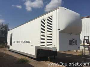 Reinraum Mobile Clean Room Class 10 ISO 4