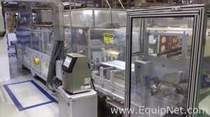 Volpak S-185-E Sachet 220g Filler Machine