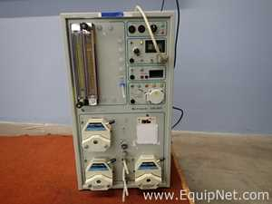 Applikon Analytical ADI 1035 Bio Console with 3 Easy Load 7518-00 Controllers