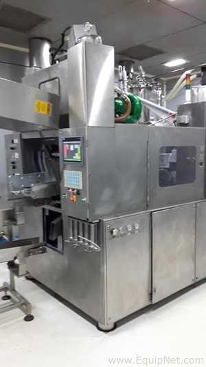 Weiler 301-018 Blow Fill Seal Packaging Machine