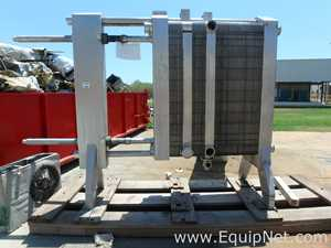 APV Crepaco R51 Stainless Steel Plate Heat Exchanger