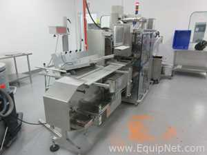 Blisterverpackungsanlage Uhlmann Pac Systeme GmbH and Co. KG B1240/C2155