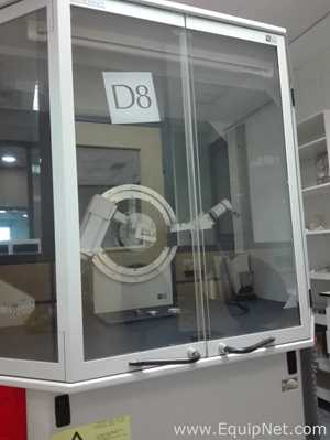 Bruker D8 Advance X-Ray Diffractometer