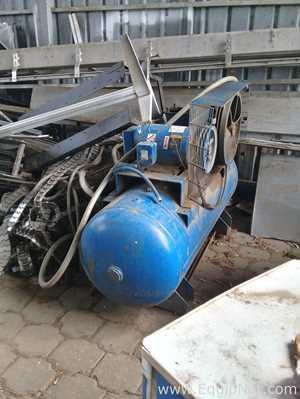 Quincy QT10ST1000743 Air Compressor