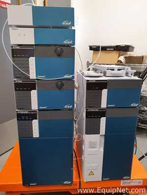 Sistema HPLC Sciex Exion LC