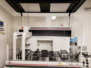 Beckman Coulter Biomek FX Automated Dual Arm Liquid Handler