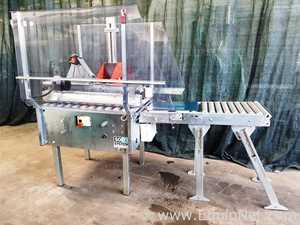 SOCO SYSTEM T55 - Case Sealing Machine