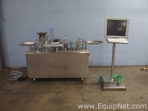 Watson Marlow Flexicon FPC50 Aseptic Fully Automatic Filler/Capper/Stopper