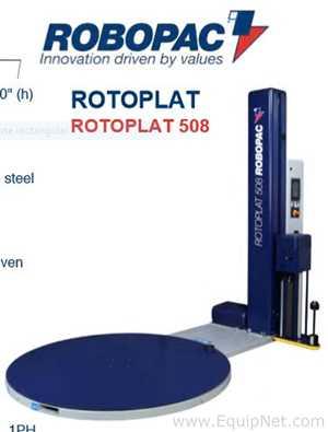Palettiermaschine und Entpalettiermaschine ROTOPLAT 508