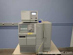 Waters Alliance 2695 HPLC Separations Module with Column Heater and 2487 Dual Absorbance Detector