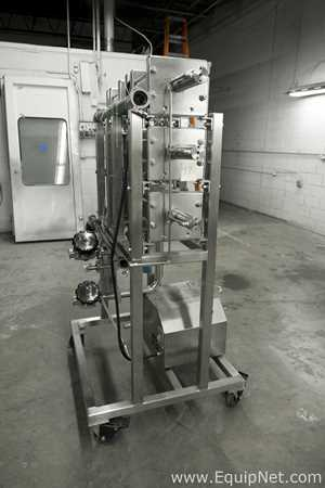 Ultrafiltrations-Skid Amersham Biosciences Kvick Flow