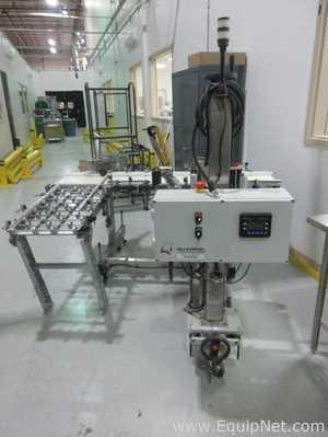 Etikettierer Quadrel Labeling Systems 055 Flat Belt. Unbenutzt