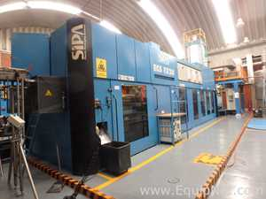 Sipa ECS FX 20|64 Plastic Injection and Blow Molding Machine