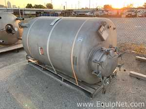 Precision Stainless 750 Gallon Stainless Steel Tank TK-4805