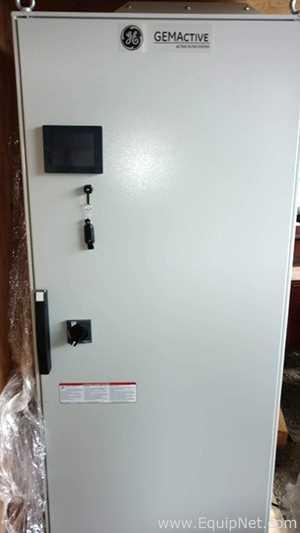 Equipamento de Distribuição de Energia 120 amp GEMactive Harmonic Filter  GEMactive Harmonic Filter   GE37GA120FG31