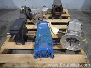 Lot of 6 Various Gear Boxes