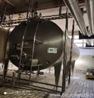 Inoxil Stainless Steel 20000 Liter Tank