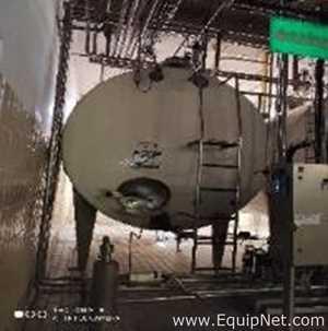 APV HC1 1285 Stainless Steel 20000 Liter Tank