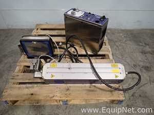 Domino Laser D320i Laser Coder with BCP7 Controller and TS-SL7 Touch Panel