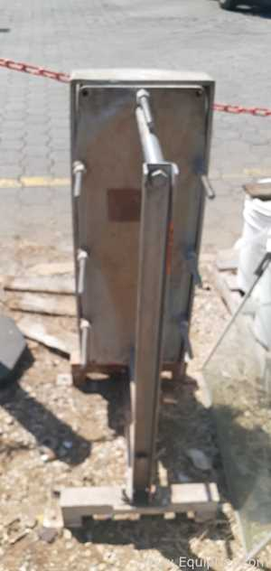 Alfa Laval M6-MBASE Plate and Frame Stainless Steel  Heat Exchanger