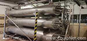 APV CMTNT-10-38-406 Sterilizer Heat Exchanger