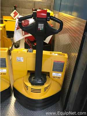 Raymond  102T-F45L 4500 lbs Electric Pallet Jack with Battery