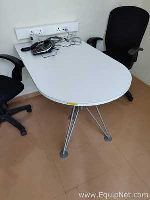 Lot of 3 Office Tables