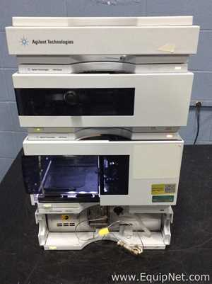 HPLC Agilent Technologies 1200 Series