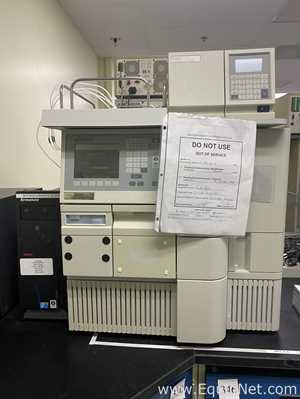 Alliance CA-6654  HPLC Model 2695 with 2487 Dual absorbance detector