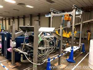Volkmann BBU1 Material Handling with Ktron