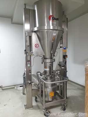 Secador de Lecho Fluido Glatt GPCG Pro-5