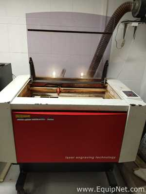 Trotec Speedy 300 Laser Cutting and Engraving Machine