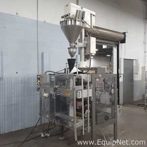 Doboy Eagle Packaging Transpack II Form Fill Seal Machine with Powder Hopper