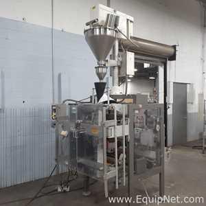 Máquina Vertical Formadora, Llenadora y Selladora  Doboy Transpack
