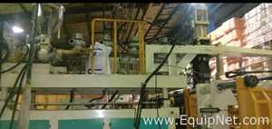 Sistema de Moldagem Parker Plastic Machinery Co Ltd PK-100 CTSI