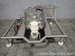 Russell Finex SAC600 Compact Airlock Sieve