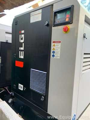 Compresor Giratorios de Tornillo Elgi EN7-125