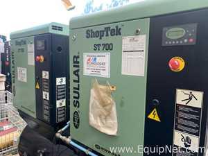 Compresor Giratorios de Tornillo Sullair ST 709 AC