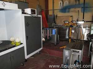Limpiador Ultrasónico Omegasonics RP3 6500E Restoration Pro Dryer SP 35 2300E RPD 2180E 2300E
