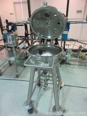 Reator de Aço Inoxidável aço inox Lee Industries, Inc. 5 EN