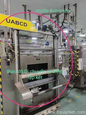 Linha de Embalagens Uni Pak NVS-9-L